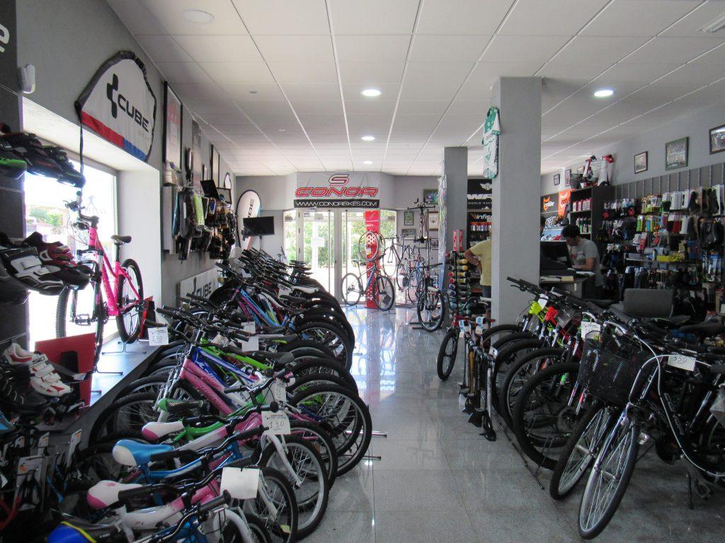 Bicicletas Sánchez Pimienta 01