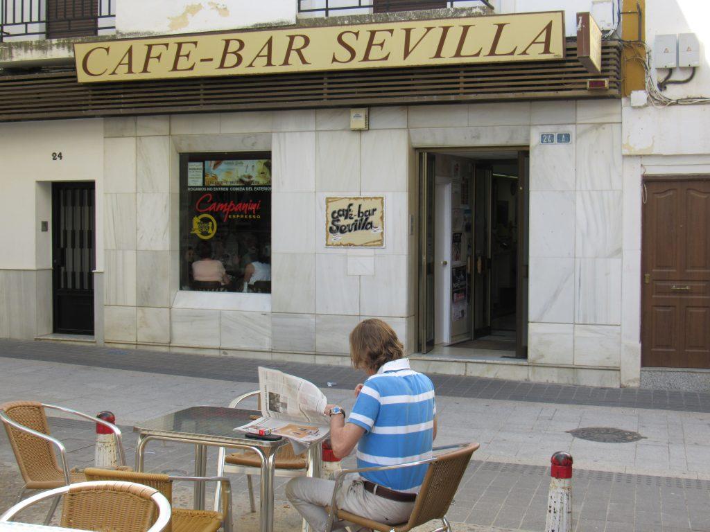 Cafetería Sevilla 03