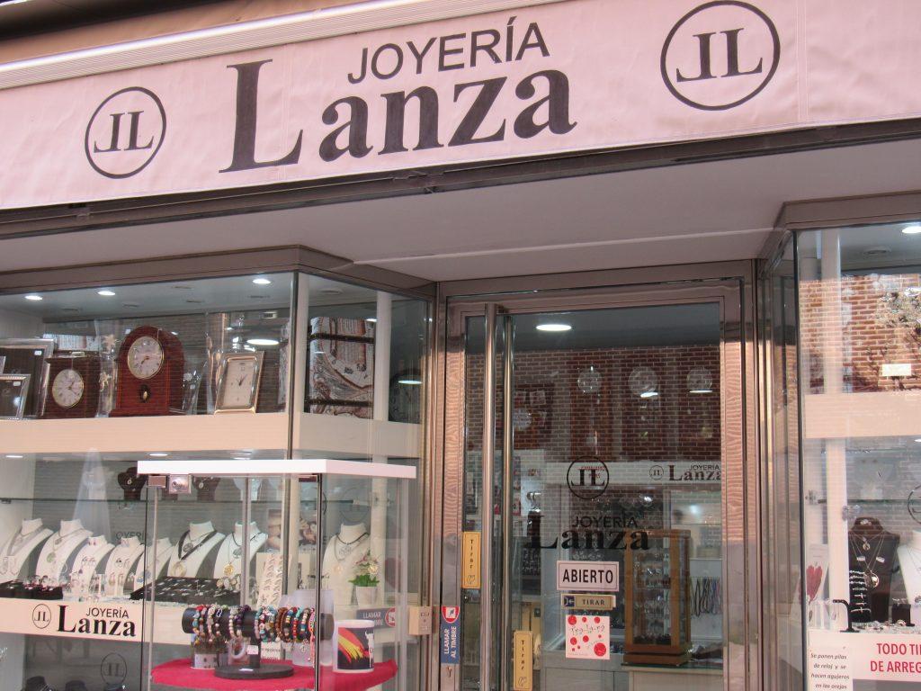 Joyería Lanza 01