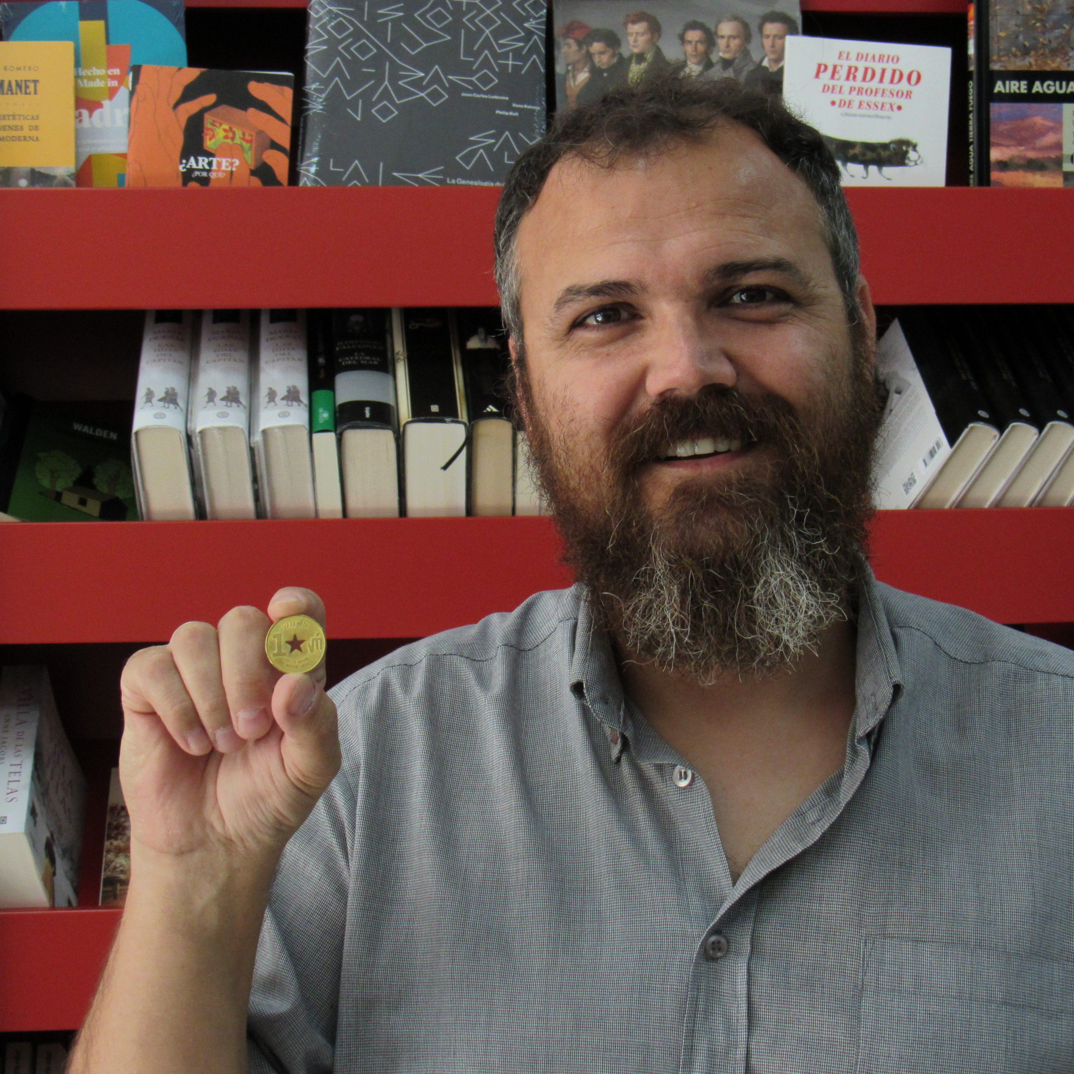 Sergio Gómez Comité de la Moneda