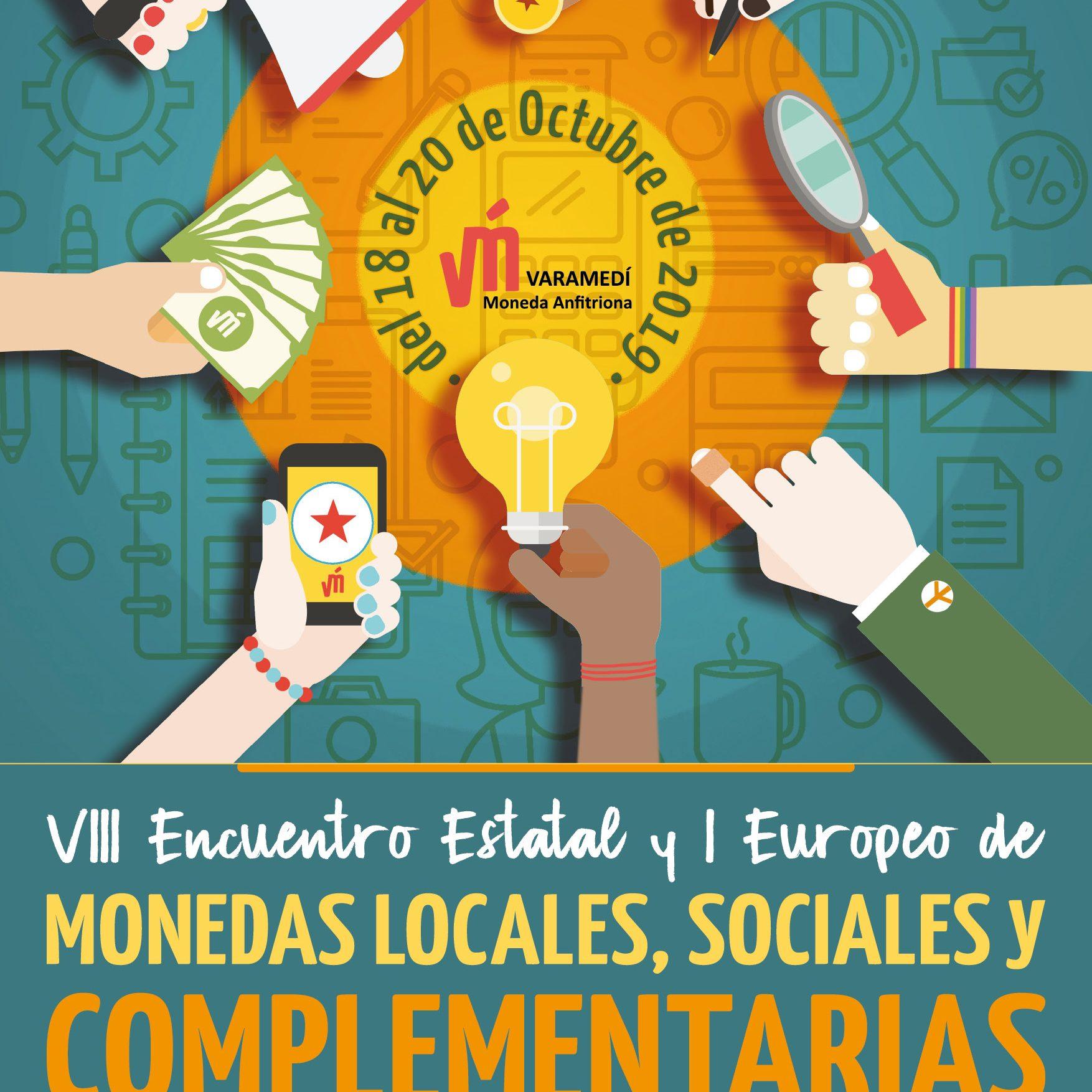 VIII Encuentro Estatal y I Europeo de Monedas Locales, Sociales y Complementarias de Zafra